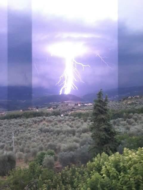 Effetti d 39 ingegneria meteorologica sul territorio italiano - Meteo bagno a ripoli ...