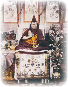 Je Pabongkhapa was the most influential Gelugpa lama of the last century.